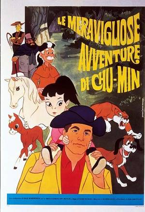 Le meravigliose avventure di Chu Min