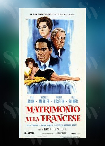 Matrimonio In Francese : Matrimonio alla francese trama e cast screenweek