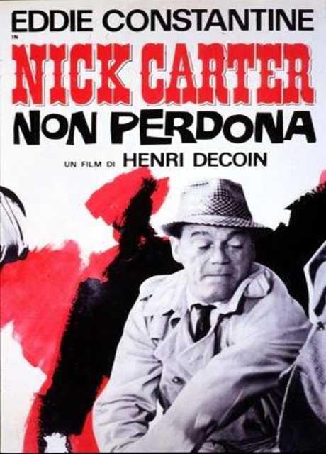 Nick Carter non perdona