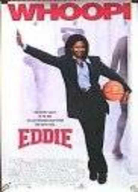 Eddie un'allenatrice fuori di testa