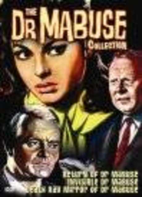 Gli artigli invisibili del Dr. Mabuse