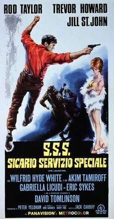 S. S. S. Sicario servizio speciale