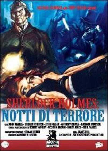 Sherlock Holmes: notti di terrore