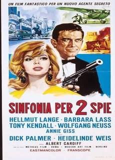 Sinfonia per 2 spie