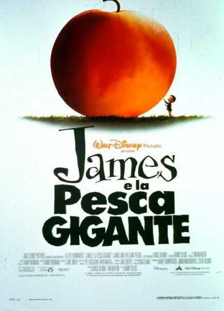 James e la pesca gigante