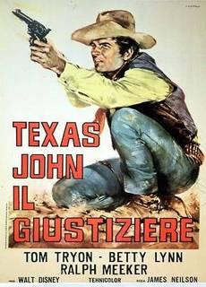Texas John il giustiziere