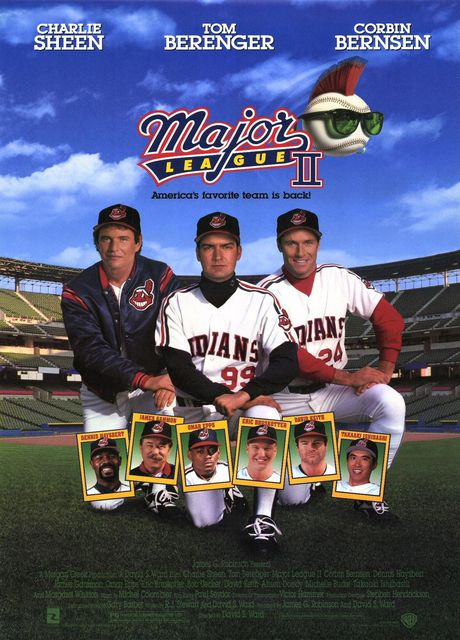 Major League 2 - La rivincita