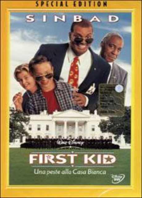 First Kid-Una peste alla Casa Bianca