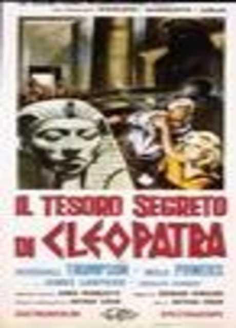 Il tesoro segreto di Cleopatra