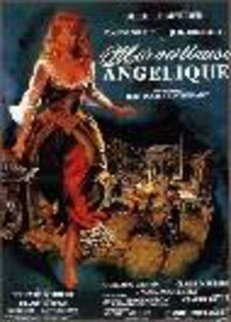 La meravigliosa Angelica