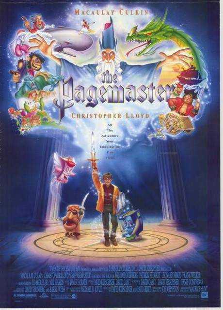 Pagemaster - L'avventura meravigliosa