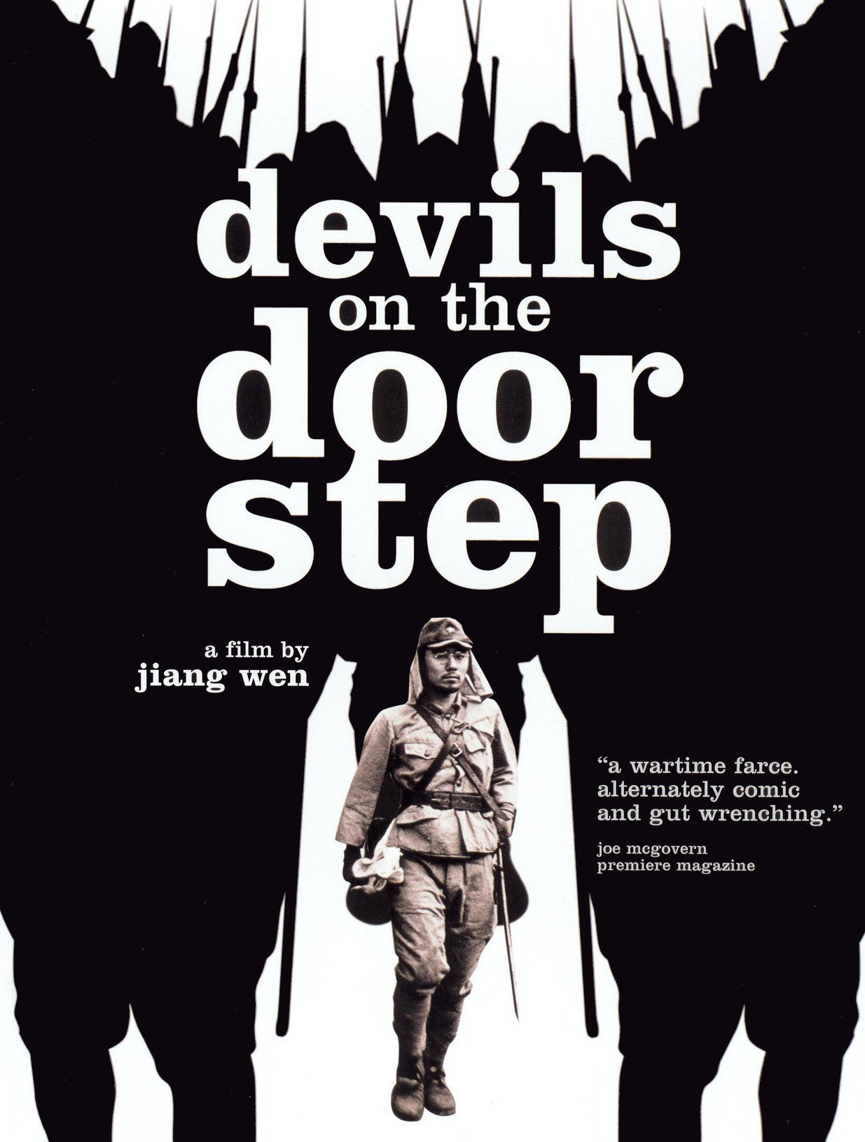 Devils on the door step