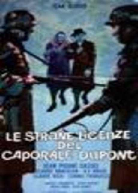 Le strane licenze del caporale Dupont