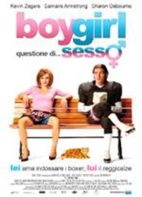 Boygirl - Questione di sesso