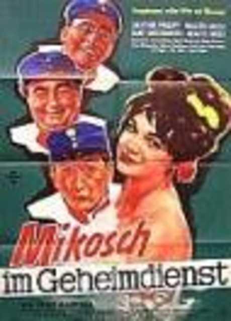 Mikosch nel servizio segreto