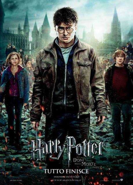 Harry Potter e i Doni della morte: Parte II