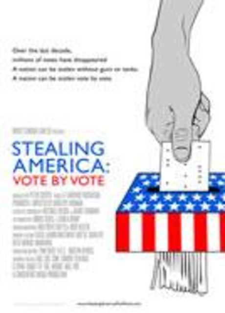 Stealing America Vote by Vote