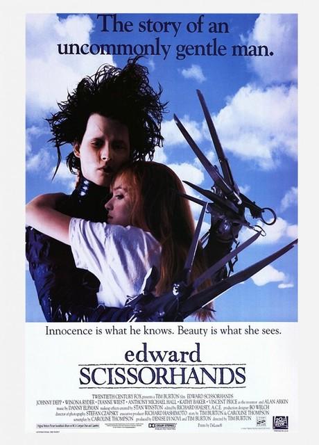 Edward mani di forbice