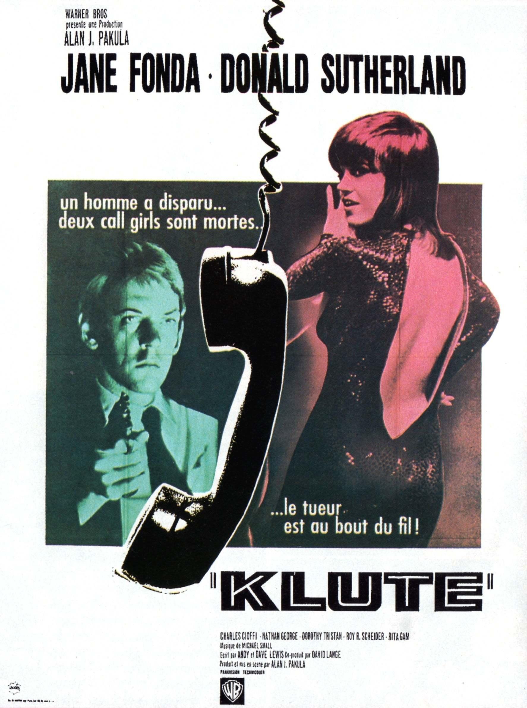 Una squillo per l'ispettore Klute