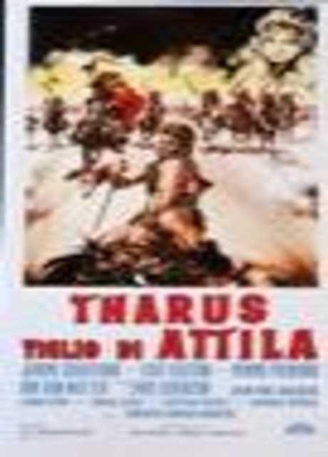 Tharus figlio di Attila