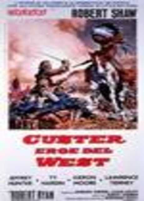 Custer, eroe del West
