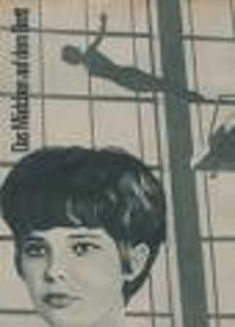 Das Mädchen auf dem Brett