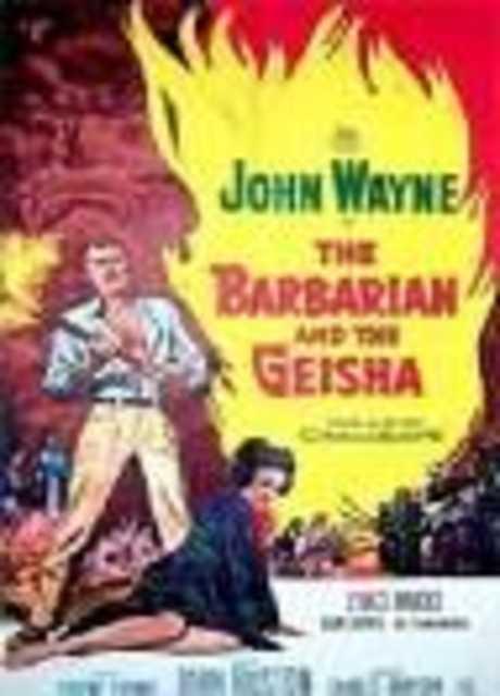 Il barbaro e la geisha