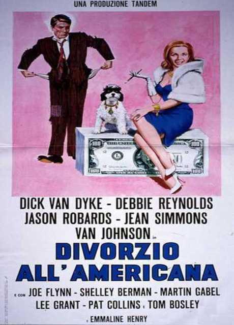 Divorzio all'americana