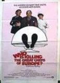 Qualcuno sta uccidendo i più grandi cuochi d'Europa