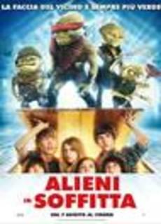 Alieni in soffitta