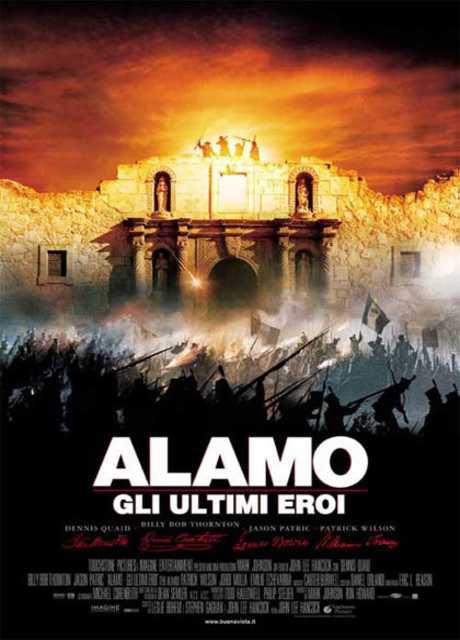 Alamo - Gli ultimi eroi