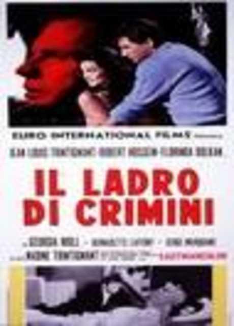 Il ladro di crimini