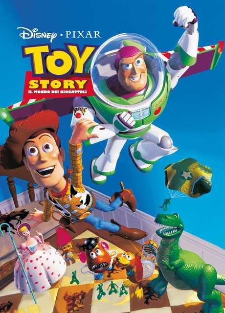 Toy Story - Il mondo dei giocattoli