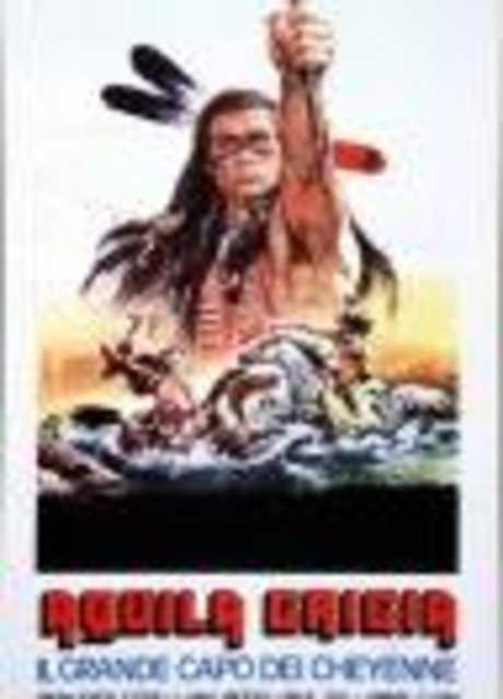Aquila Grigia il grande capo dei Cheyenne