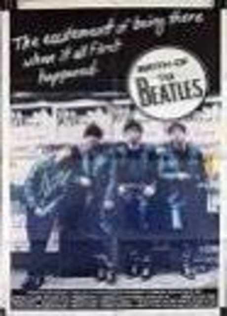 La nascita dei Beatles