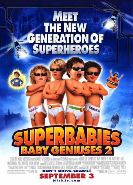 Super Babies: Baby Geniuses 2