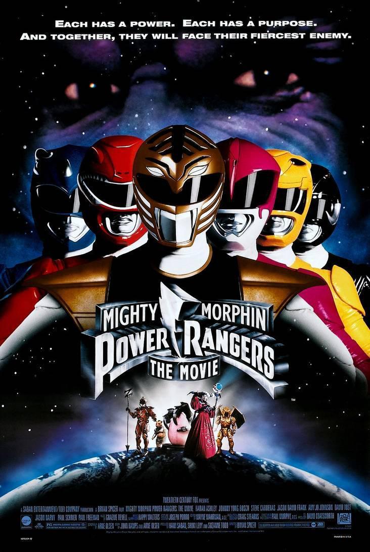 Power Rangers - Il film