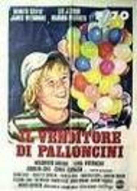 Il venditore di palloncini