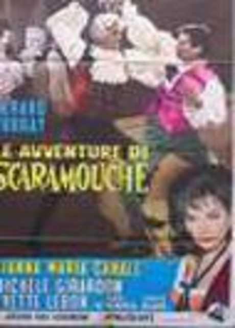 Le avventure di Scaramouche