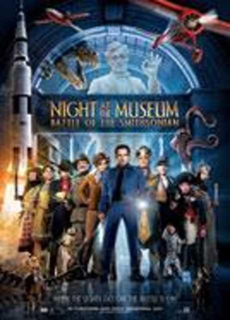 Una notte al museo 2: la fuga