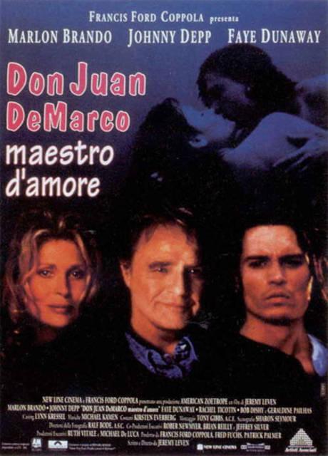 Don Juan De Marco maestro d'amore