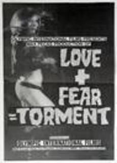 La paura e l'amore