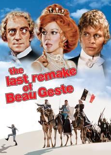 Io, Beau Geste e la legione straniera