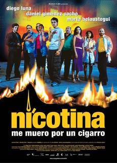 Nicotina - La vita senza filtro
