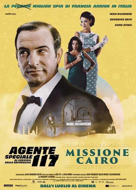 Agente Speciale 117 al servizio della Repubblica – Missione Cairo