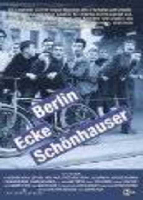 Berlin-Ecke Schonhauser