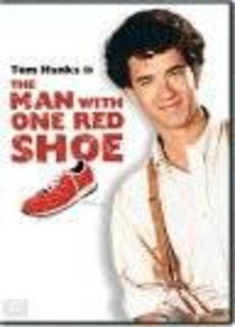 L'uomo con la scarpa rossa
