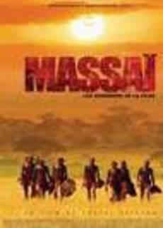Massai - Les guerriers de la pluie