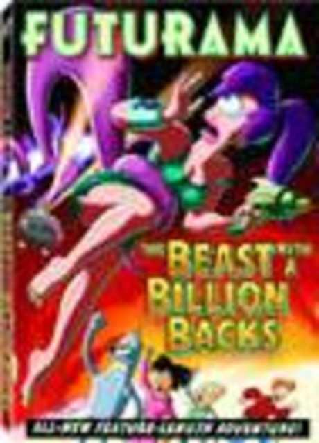 Futurama: La bestia con un miliardo di schiene