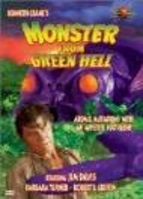 Il pianeta dove l'Inferno è verde
